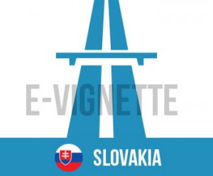 Slovakia – 30 days e-vignette for vehicles up to 3.5 tons