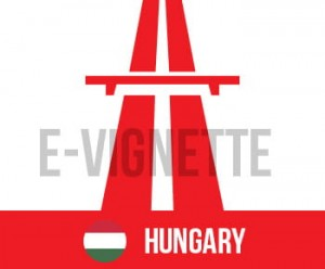 Hungary - one year e-vignette for vehicles up to 3.5 tons, D1 category