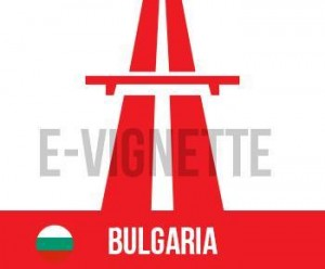 Bulgaria – one year e-vignette for vehicles up to 3.5 tons