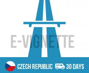 Czechia – one month e-vignette for vehicles up to 3.5 tons