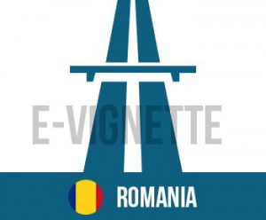 Romania - One year e-vignette for vehicles up to 3.5 tons, cat. A